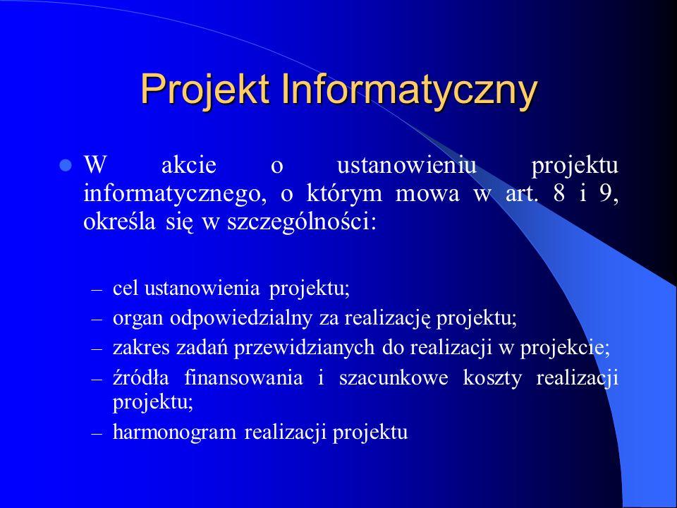 Projekt Informatyczny