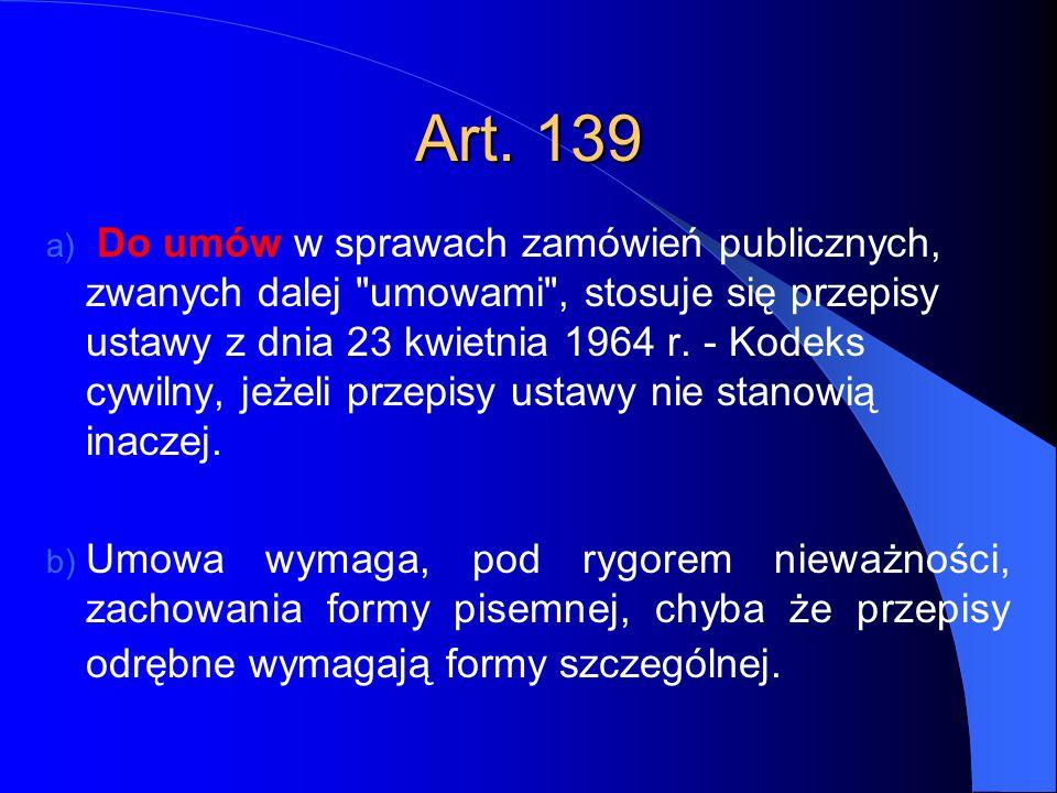 Art. 139