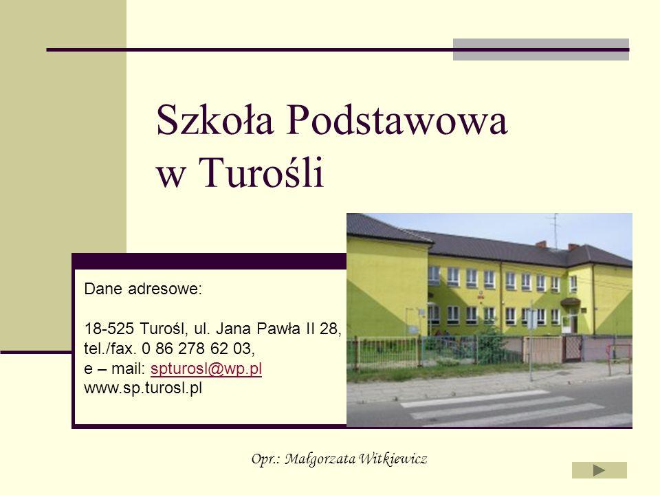 Szkoła Podstawowa w Turośli