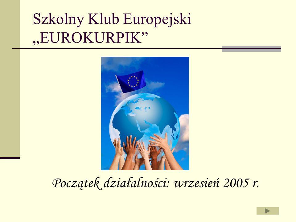 "Szkolny Klub Europejski ""EUROKURPIK"