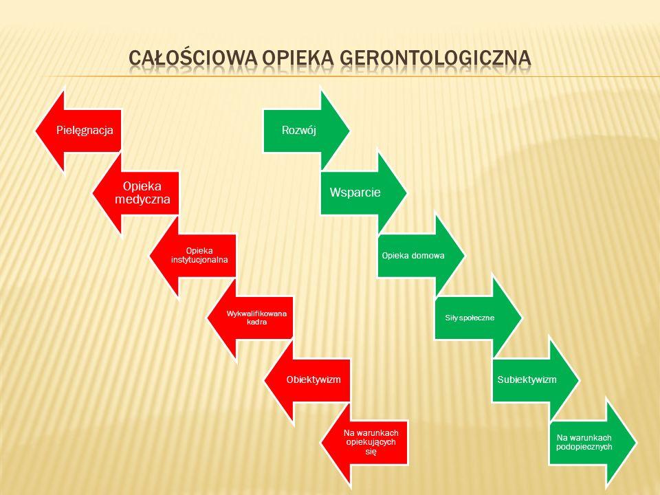 Całościowa Opieka gerontologiczna
