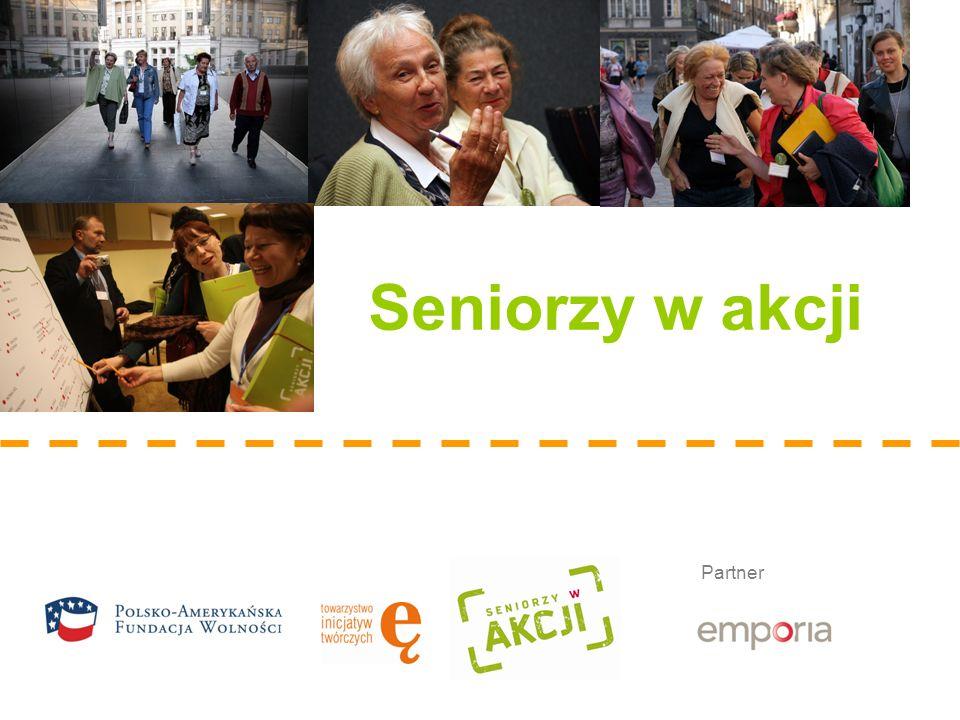 Seniorzy w akcji Partner