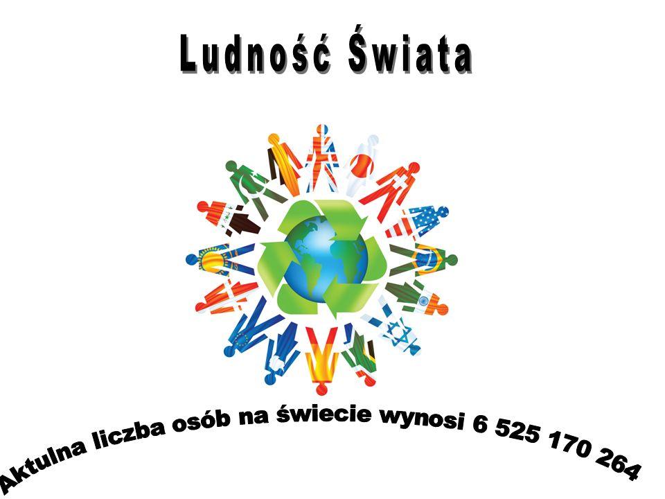 Aktulna liczba osób na świecie wynosi 6 525 170 264