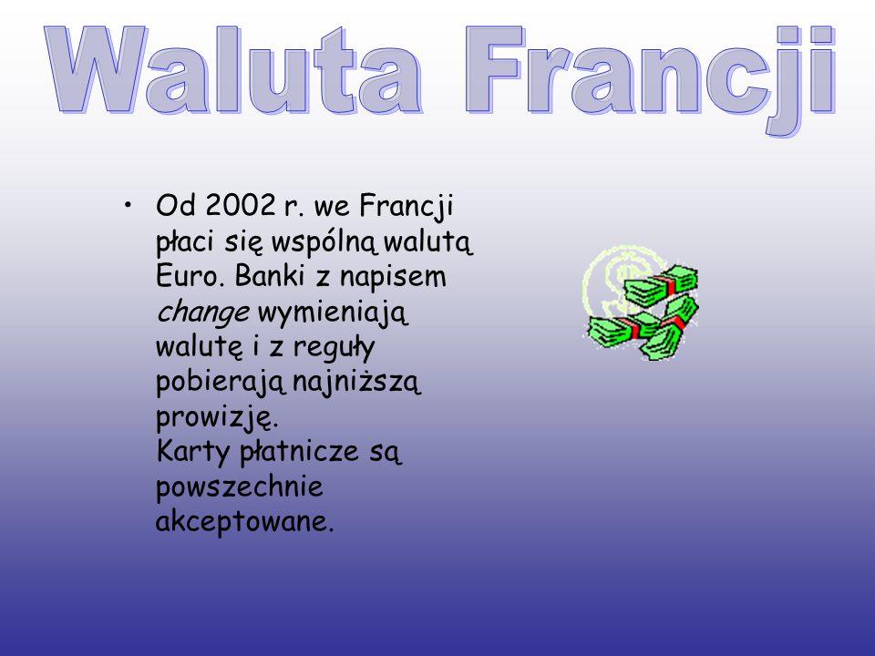 Waluta Francji