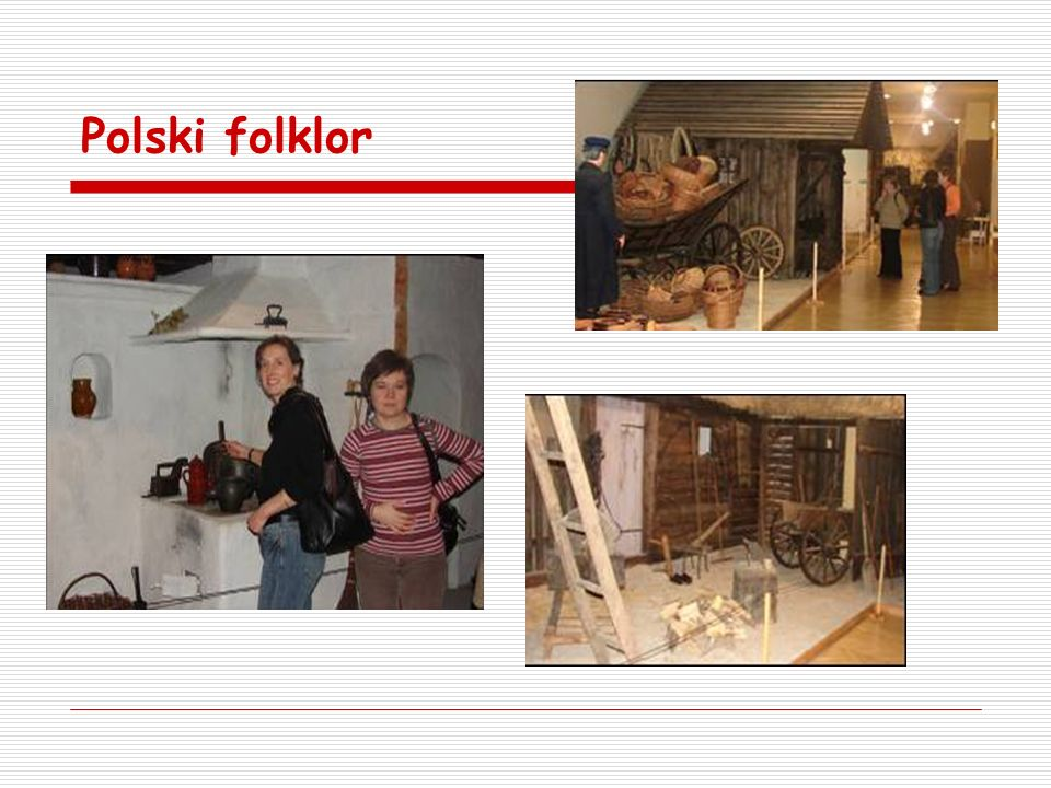 Polski folklor