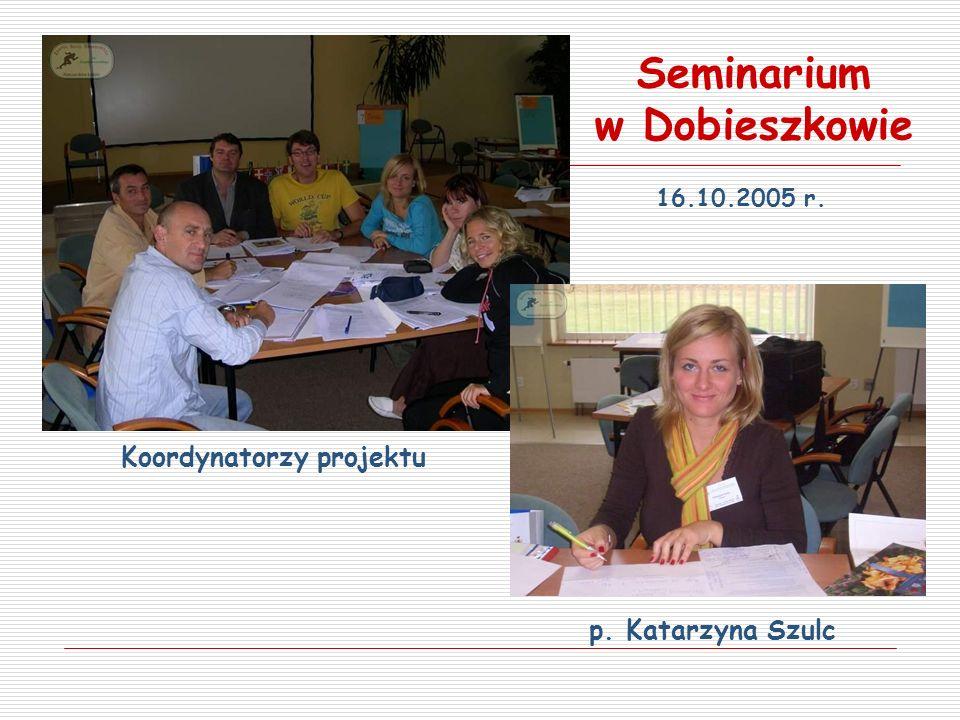 Seminarium w Dobieszkowie
