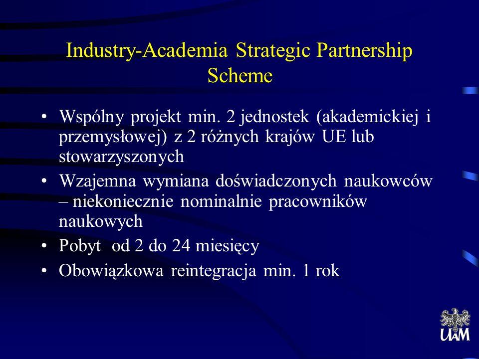 Industry-Academia Strategic Partnership Scheme