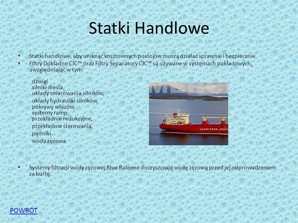 Statki Handlowe POWRÓT