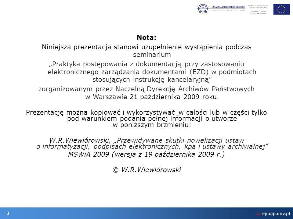 MSWiA 2009 (wersja z 19 października 2009 r.)