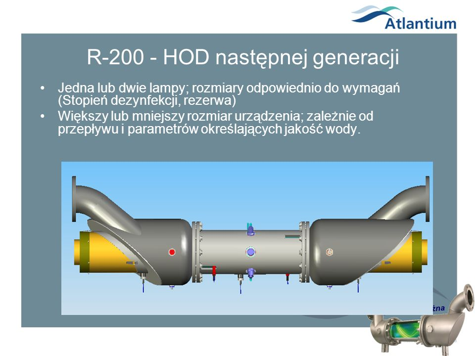 R-200 - HOD następnej generacji