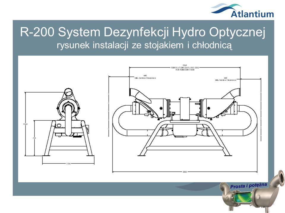 R-200 System Dezynfekcji Hydro Optycznej