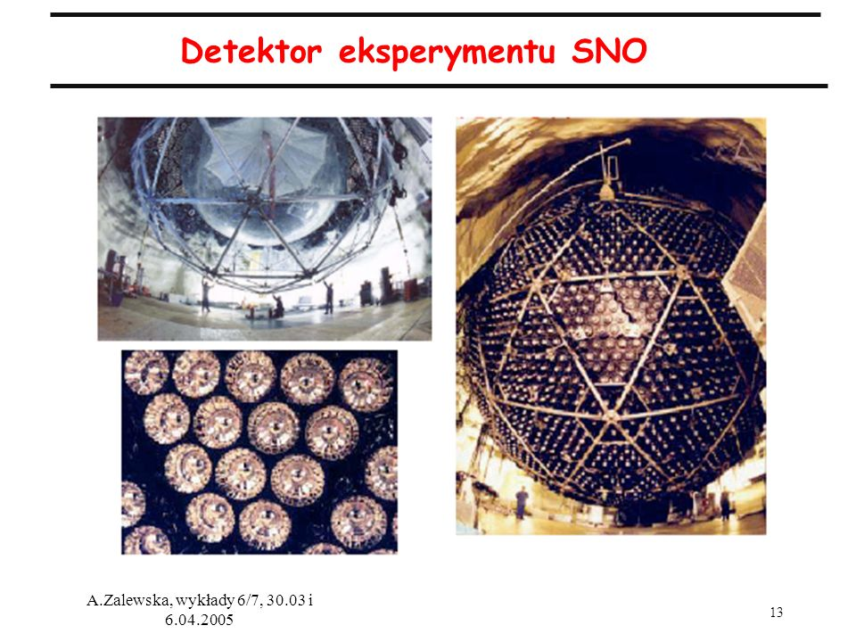 Detektor eksperymentu SNO