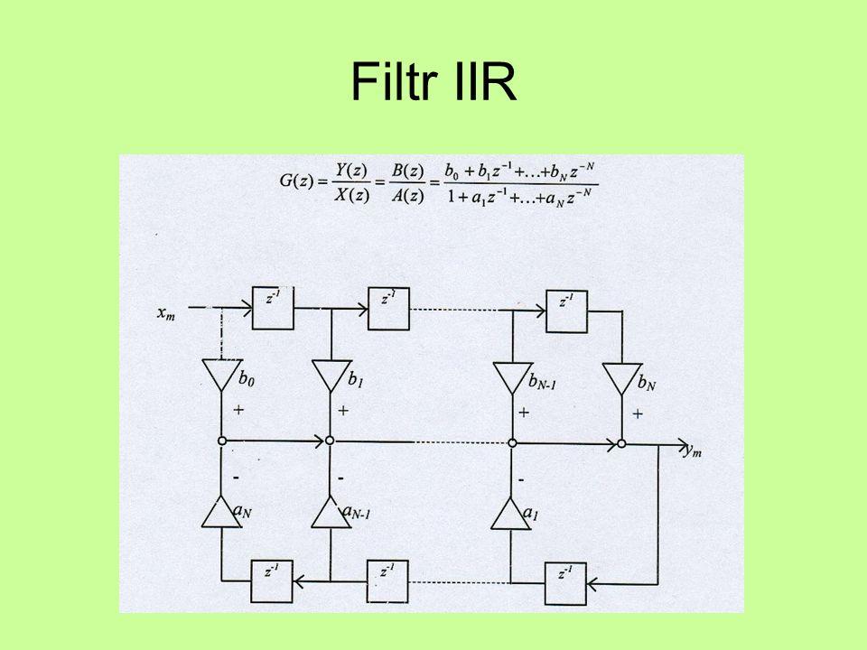 Filtr IIR