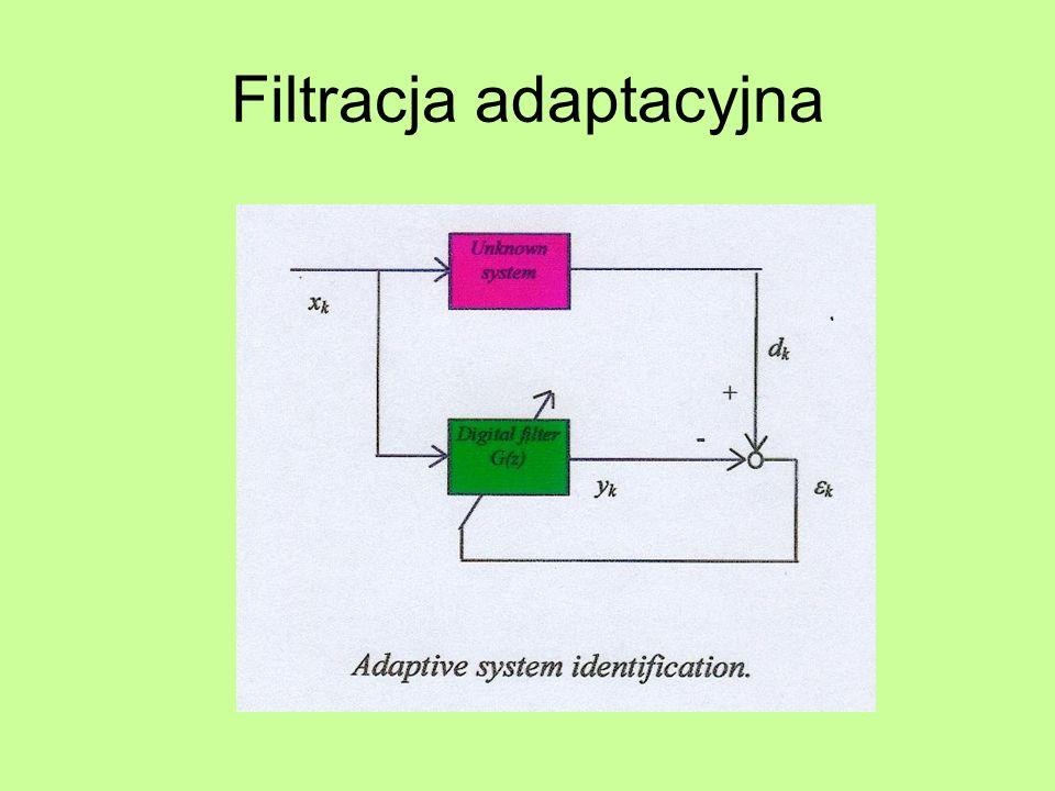 Filtracja adaptacyjna