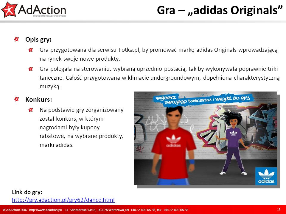 "Gra – ""adidas Originals"