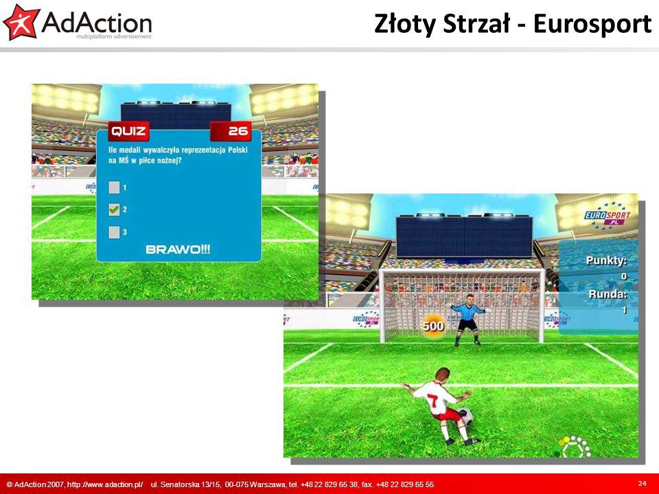 Złoty Strzał - Eurosport