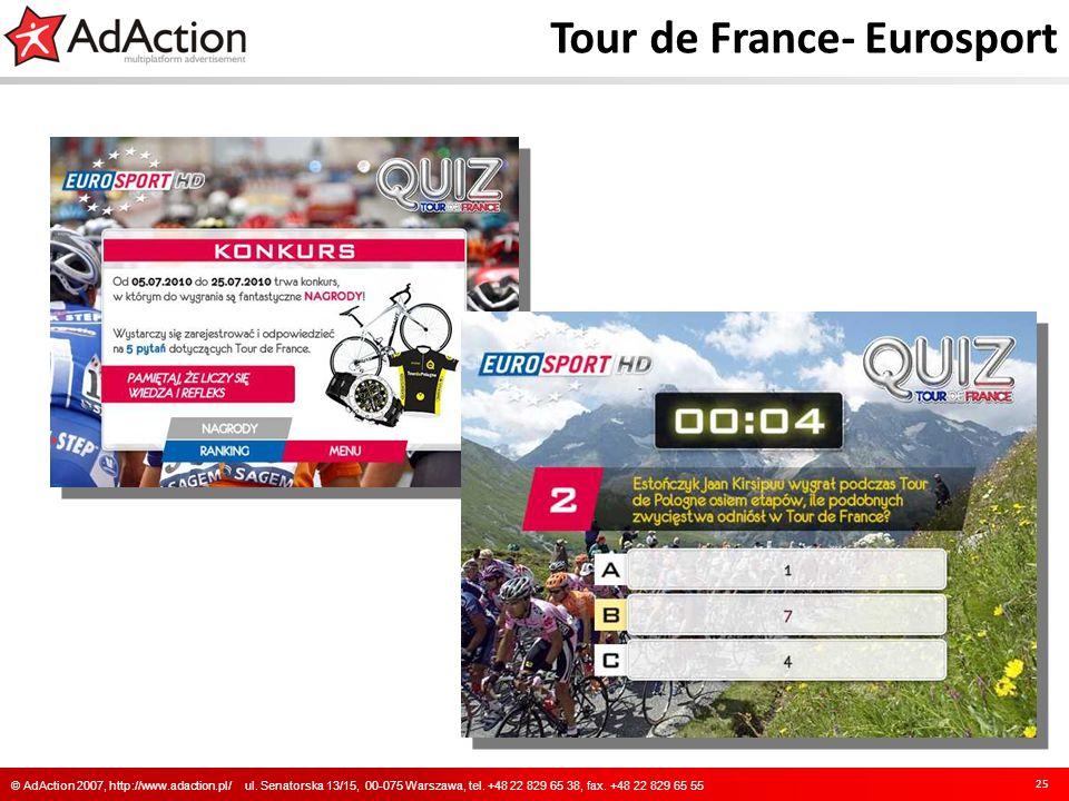 Tour de France- Eurosport