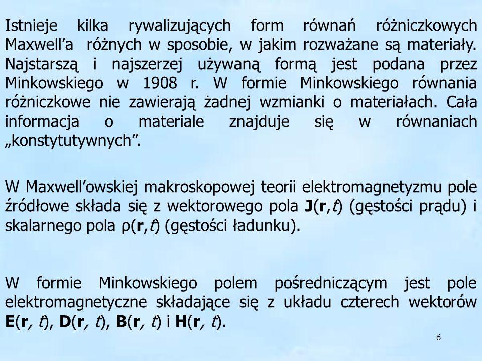 forma Minkowskiego