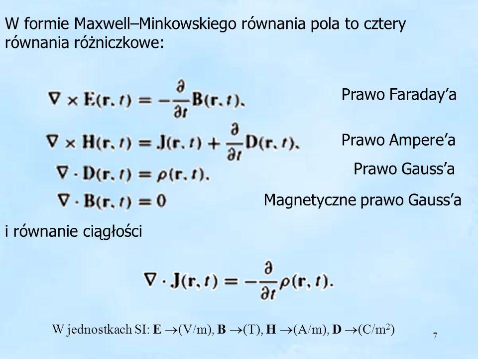 Magnetyczne prawo Gauss'a