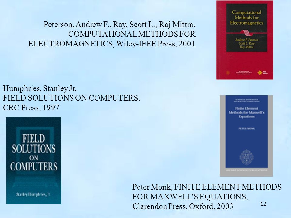 Peterson, Andrew F. , Ray, Scott L
