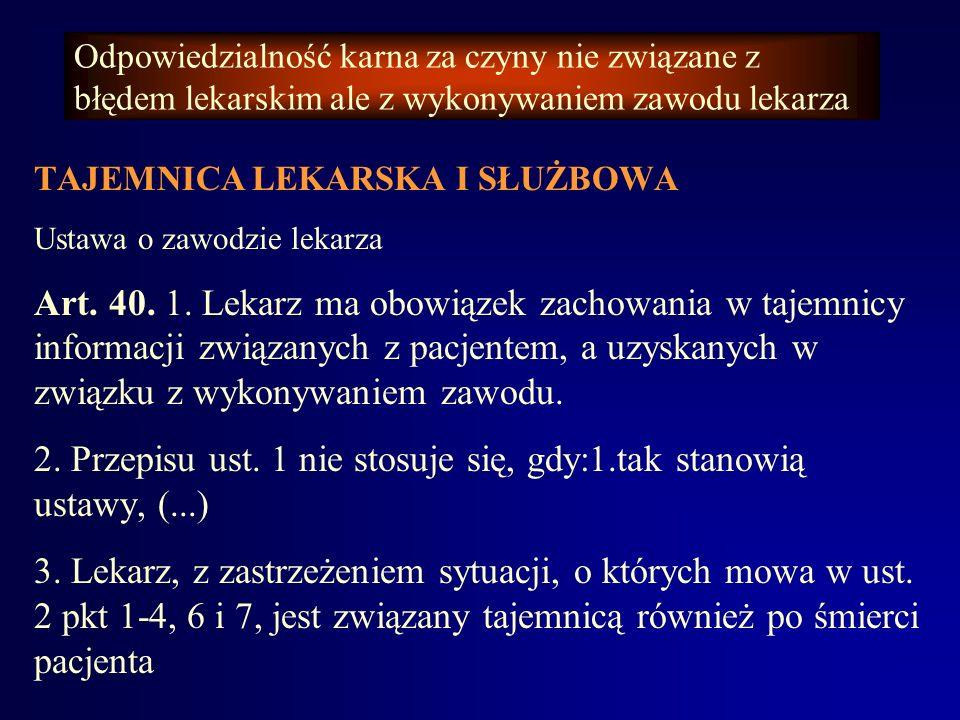 2. Przepisu ust. 1 nie stosuje się, gdy:1.tak stanowią ustawy, (...)