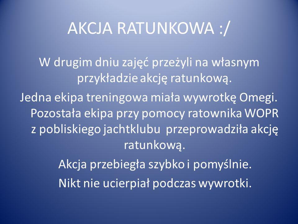 AKCJA RATUNKOWA :/
