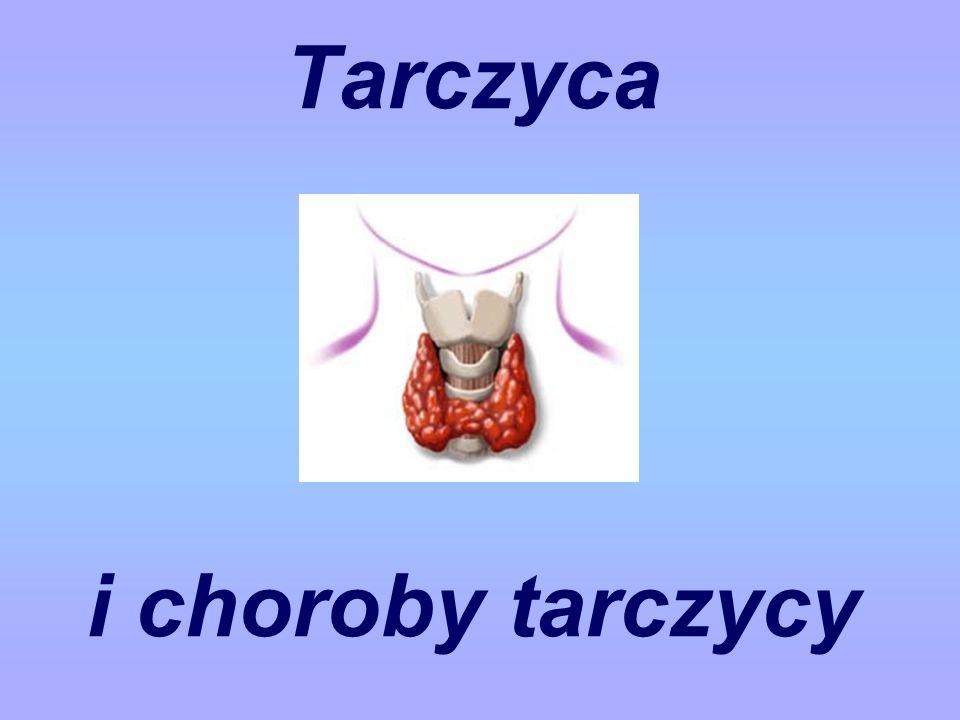 Tarczyca i choroby tarczycy