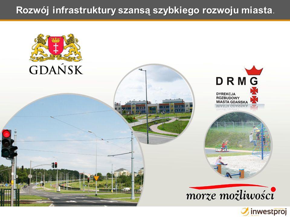 Rozwój infrastruktury szansą szybkiego rozwoju miasta.