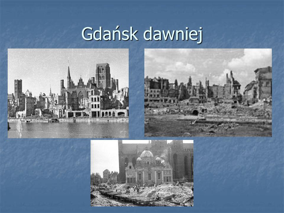 Gdańsk dawniej