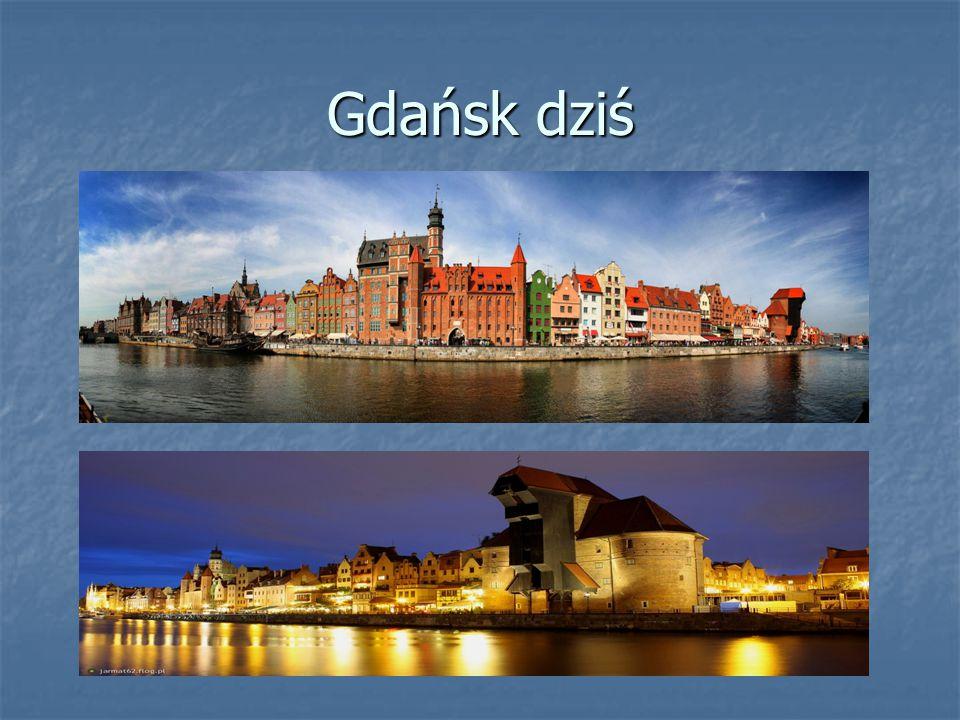 Gdańsk dziś