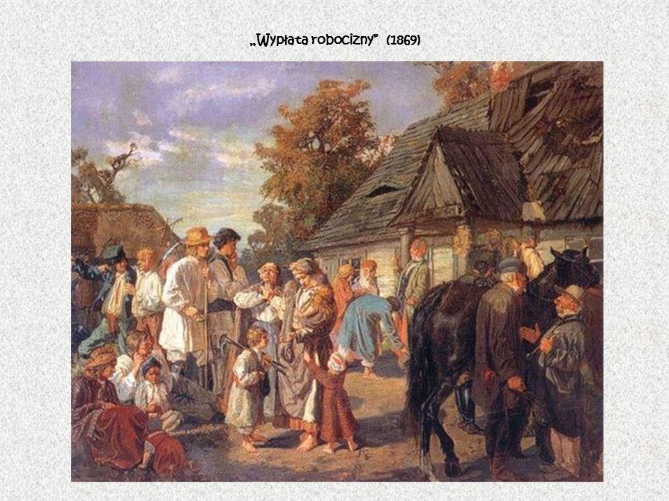 """""""Wypłata robocizny (1869)"""