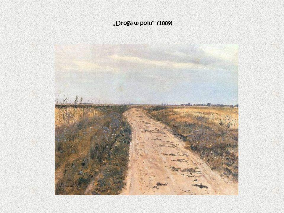 """""""Droga w polu (1889)"""
