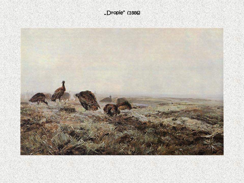 """Dropie (1886)"