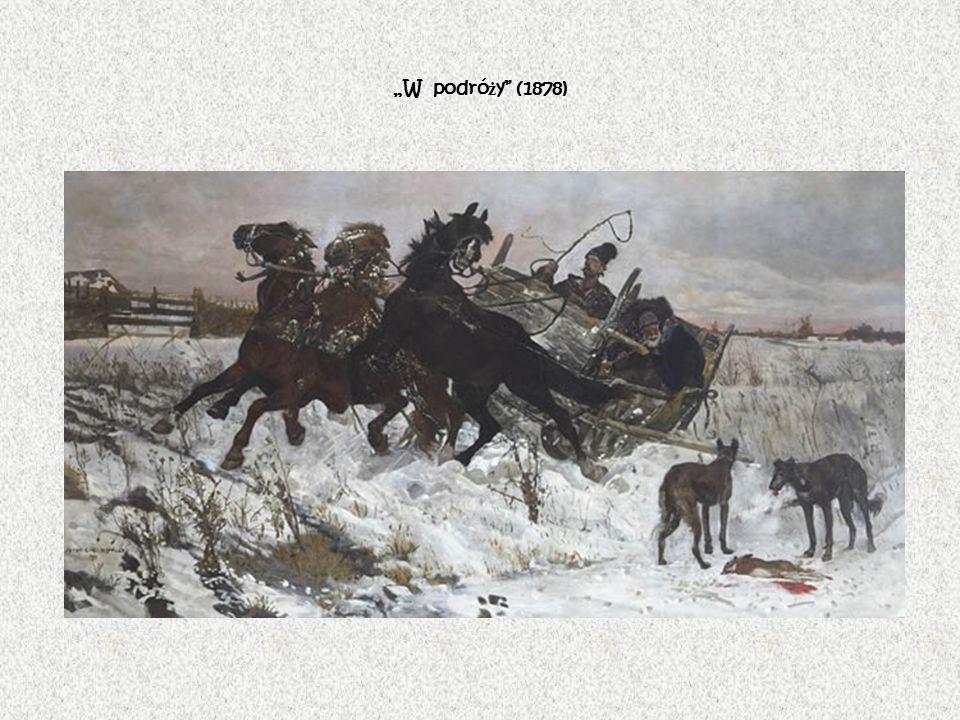 """""""W podróży (1878)"""
