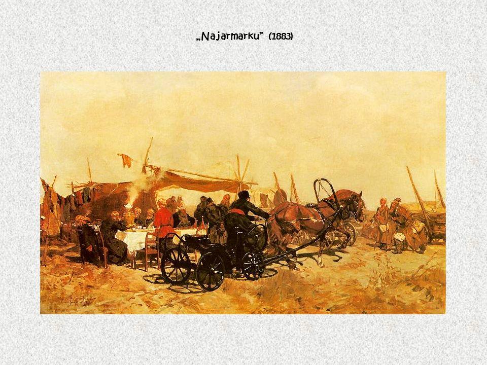 """""""Na jarmarku (1883)"""