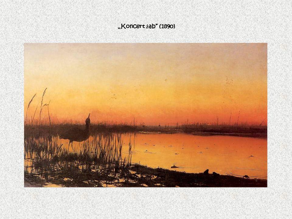 """Koncert żab (1890)"