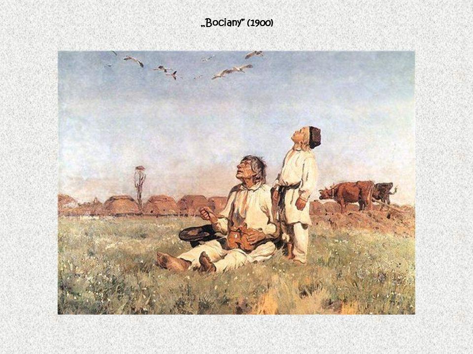 """""""Bociany (1900)"""