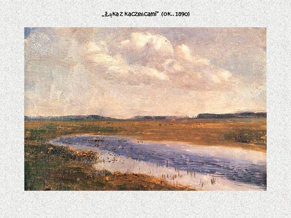 """Łąka z kaczeńcami (ok.. 1890)"