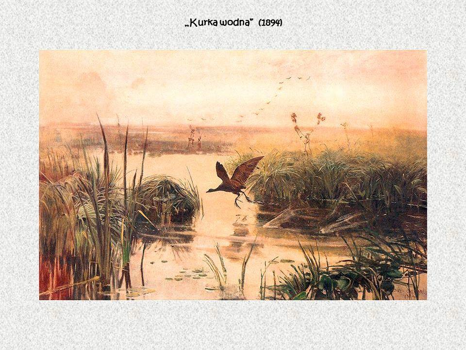 """""""Kurka wodna (1894)"""