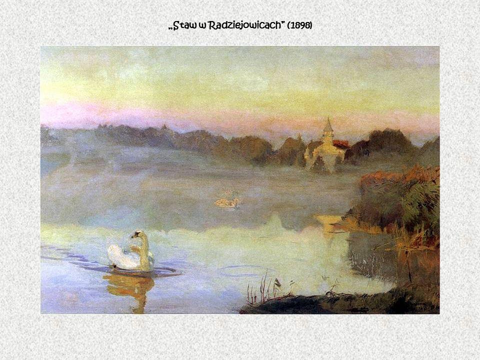 """""""Staw w Radziejowicach (1898)"""