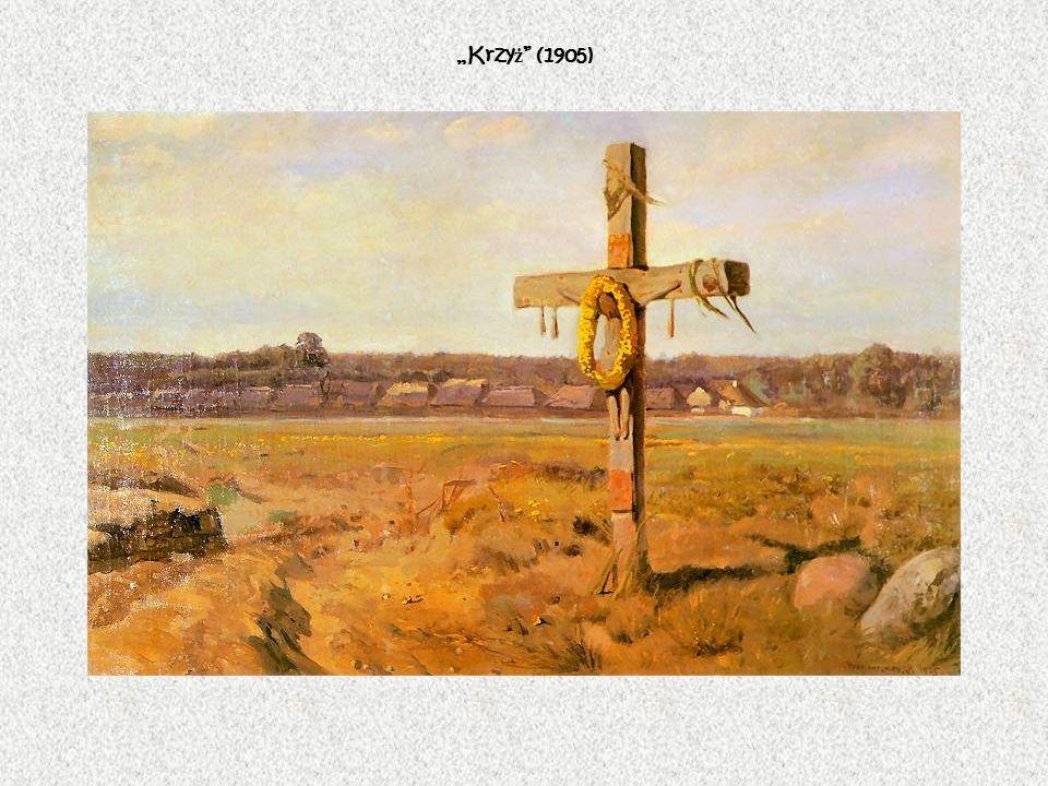 """""""Krzyż (1905)"""