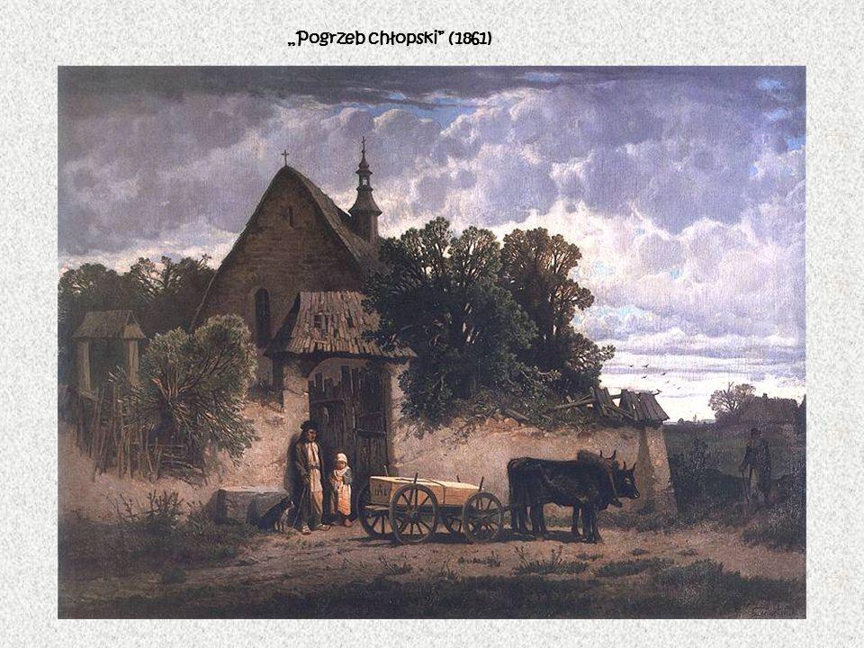 """""""Pogrzeb chłopski (1861)"""