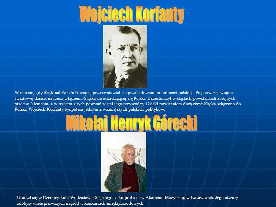 Mikołaj Henryk Górecki