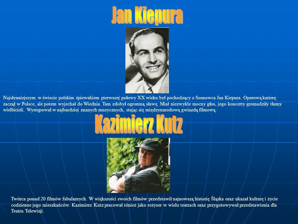 Jan Kiepura Kazimierz Kutz