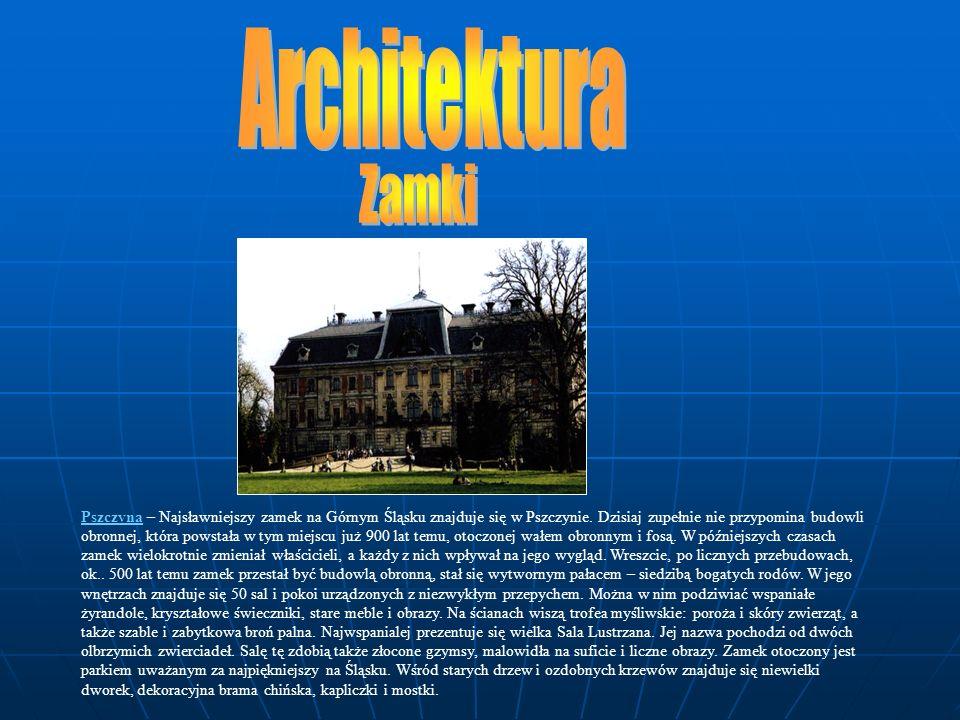 Architektura Zamki.