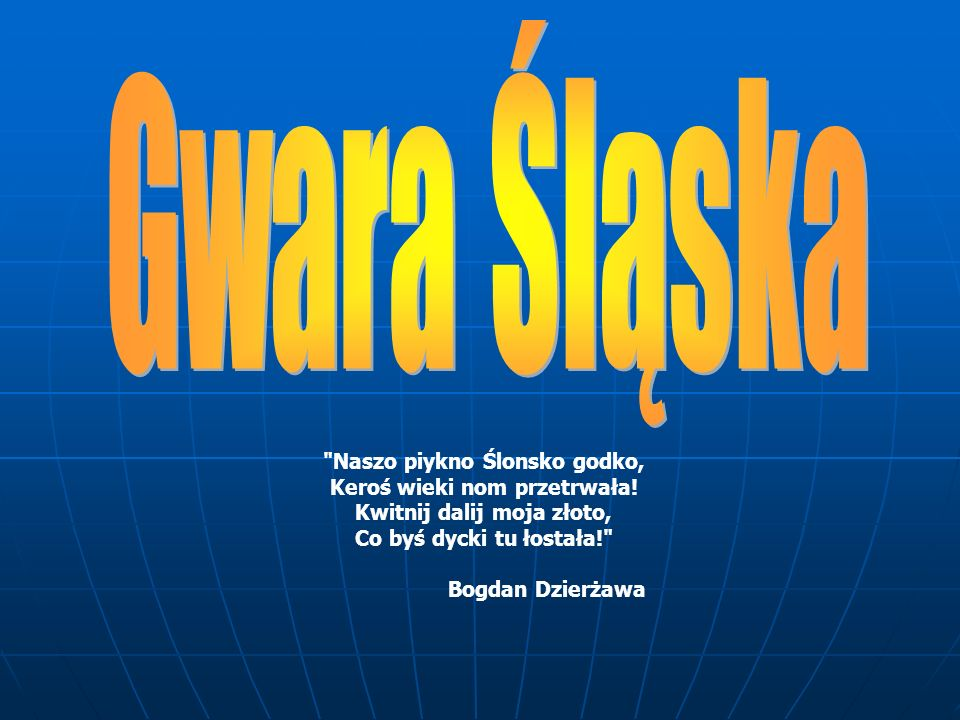 Gwara Śląska