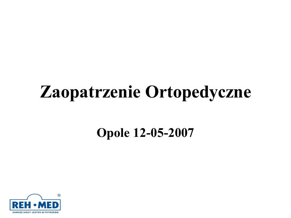 Zaopatrzenie Ortopedyczne