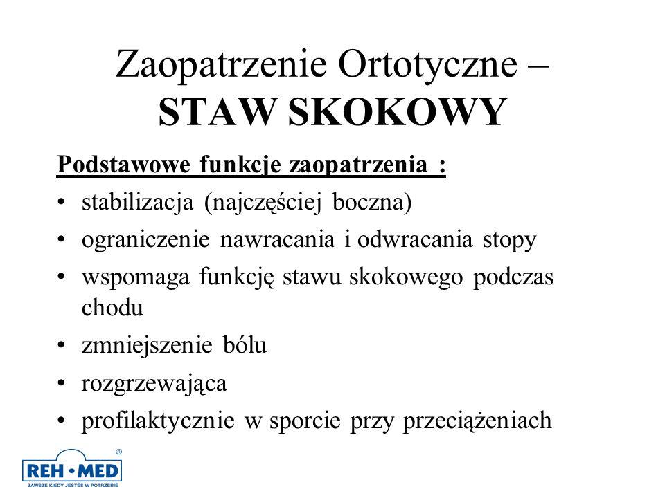 Zaopatrzenie Ortotyczne – STAW SKOKOWY