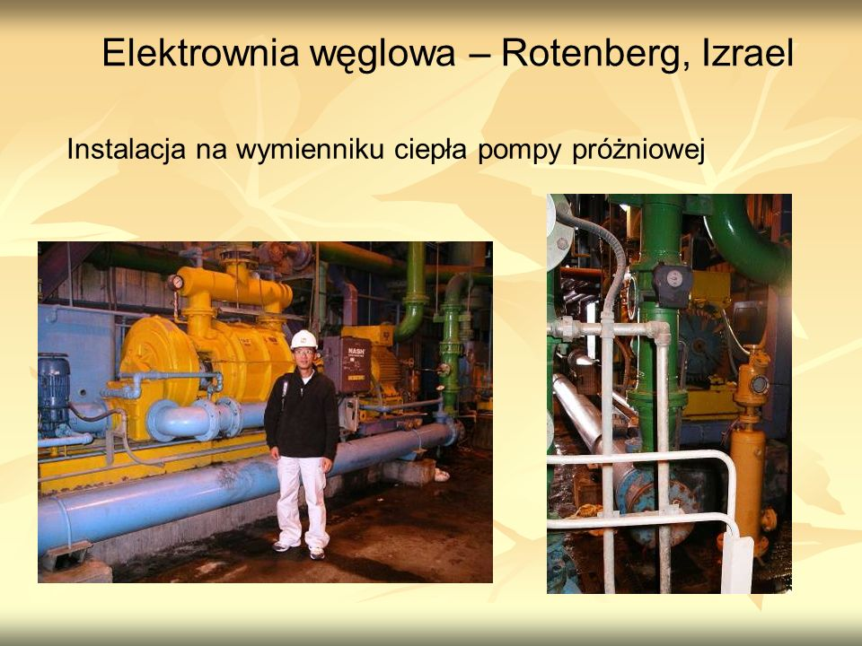Elektrownia węglowa – Rotenberg, Izrael