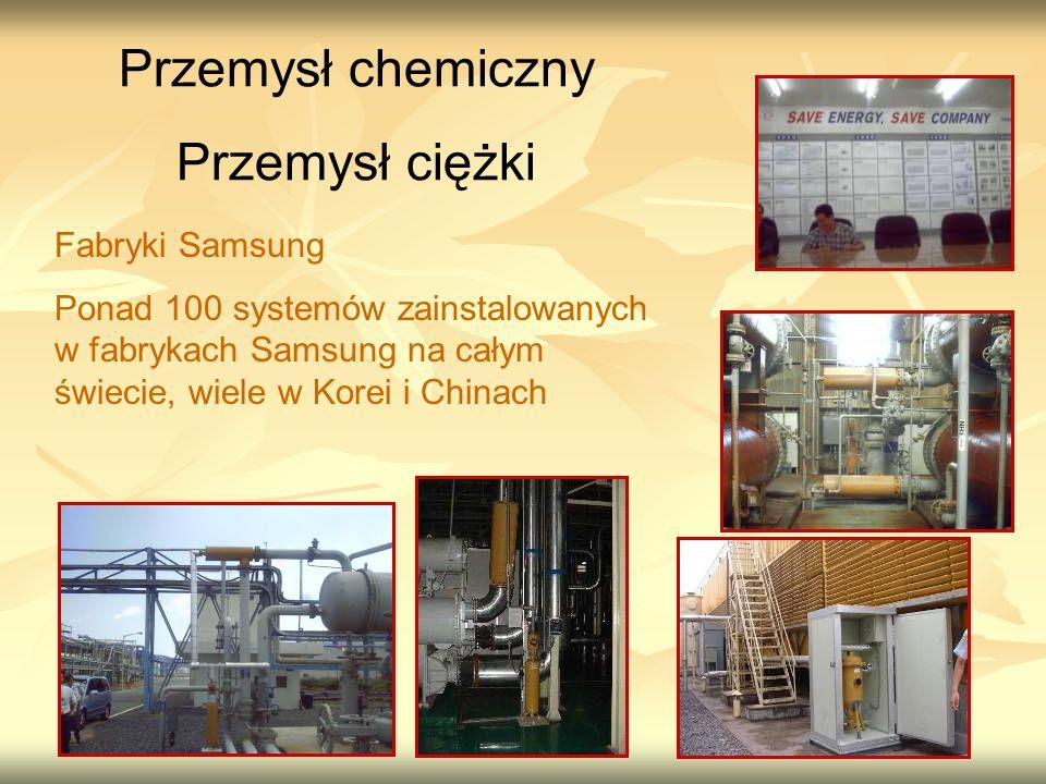 Przemysł chemiczny Przemysł ciężki Fabryki Samsung